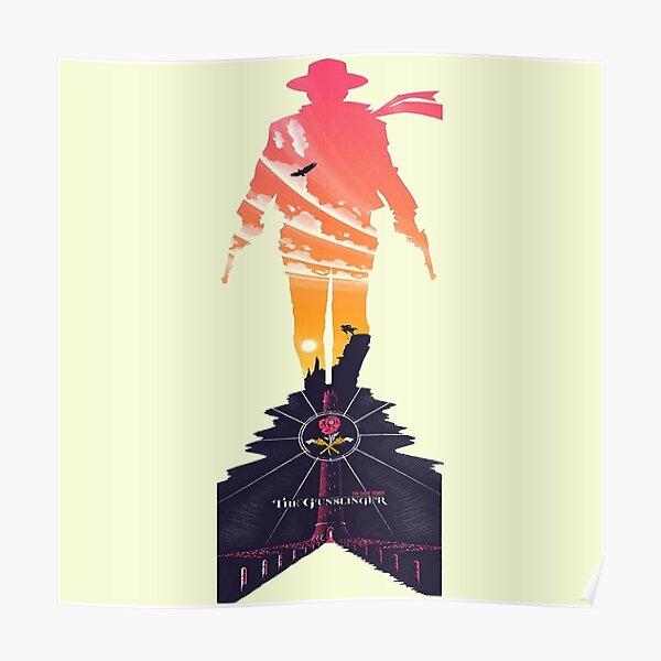 The Gunslinger Born Poster