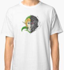 Dark face Classic T-Shirt