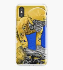 Chris Froome - Tour De France iPhone Case