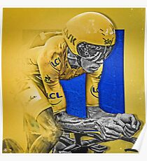 Chris Froome - Tour De France Poster