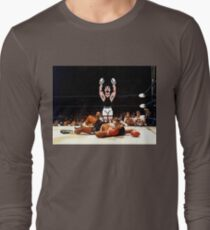 Super Punch Out Long Sleeve T-Shirt