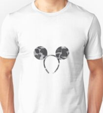 Cow Ears Inspired Silhouette T-Shirt