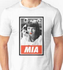 -TARANTINO- Mia Wallace Unisex T-Shirt