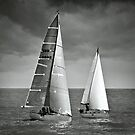 Sailing by by Geoff Carpenter