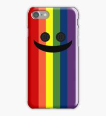 The Scarf of Sexual Preference iPhone Case/Skin