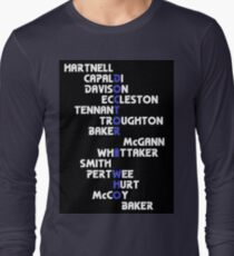 Doctors Who? v4: DoctHer Who T-Shirt