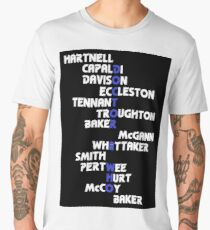 Doctors Who? v4: DoctHer Who Men's Premium T-Shirt