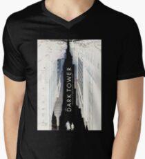 The Dark Tower Men's V-Neck T-Shirt
