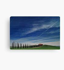 Tuscany - 1 Canvas Print