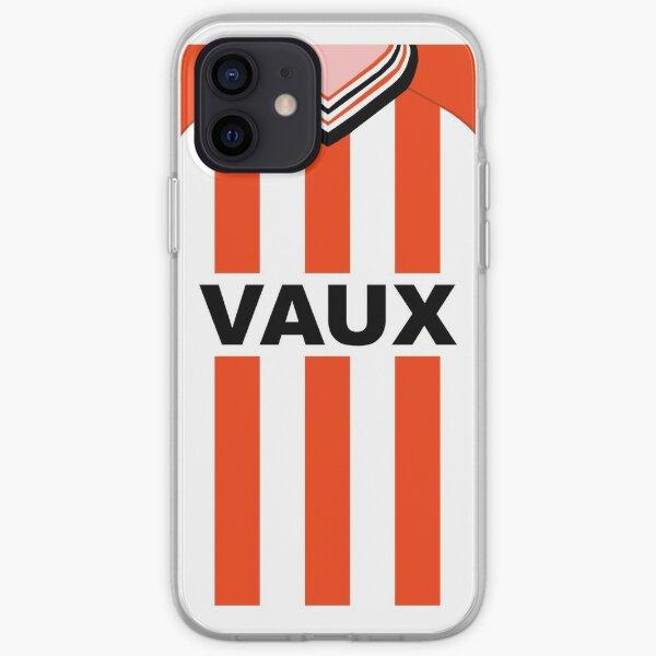 sunderland iPhone Soft Case