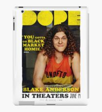 Dope Movie Blake Anderson as Will iPad Case/Skin