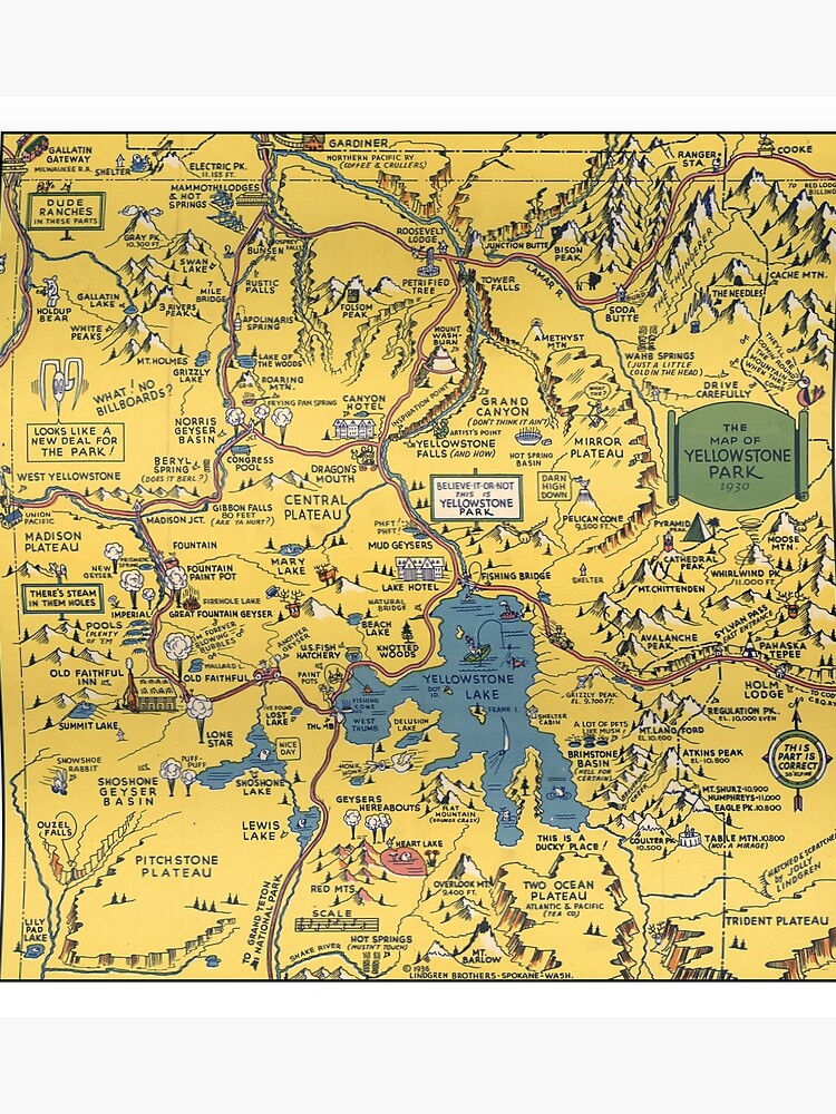 Vintage 1930 Yellowstone National Park map - special gift idea - gift on mt. fuji world map, survival world map, sumatra world map, reno world map, life world map, mineral world map, powder river world map, mesa verde world map, gem world map, georgetown world map, death valley world map, everglades world map, grand tetons world map, mt. rainier world map, mid-atlantic ridge on world map, eagle world map, shasta world map, sierra world map, java trench on world map, lewis and clark world map,