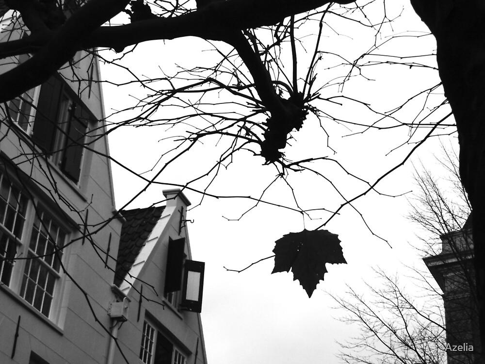 the last leaf by Azelia