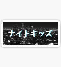 NightKids Sticker