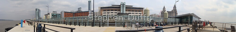 Liverpool Cruise Liner Terminal by Stephen  Duffy
