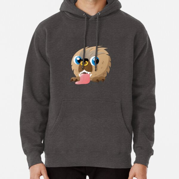 Fumble Beast (no text) Pullover Hoodie