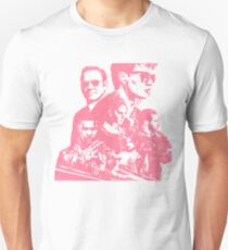 Baby Driver Stencil Pink T-Shirt