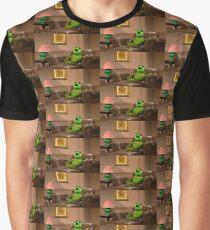 AKerm Graphic T-Shirt