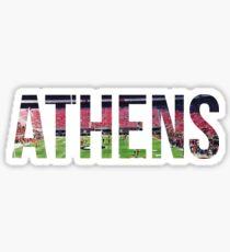 Athens Sticker
