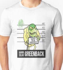 Baron Greenback Unisex T-Shirt