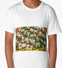 rocket salad Long T-Shirt