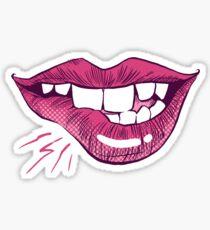 Bite Me! Sticker