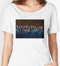 Doctor Who - All 14 Doctors  Women's Relaxed Fit T-Shirt