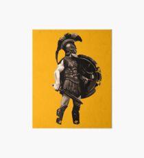 Spartan Warrior  Art Board