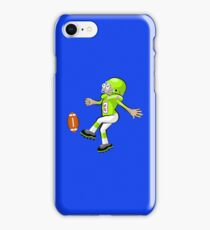 American Football Cartoon Style 10/41 iPhone Case/Skin