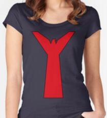 Thunderbird Women's Fitted Scoop T-Shirt