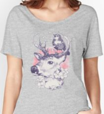 Symbiosis Women's Relaxed Fit T-Shirt