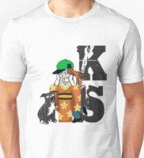Katie Stuart - KS - Black T-Shirt