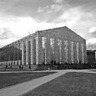 The Parthenon of Books by heinrich