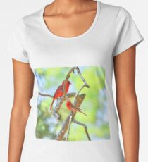Hanging Out Women's Premium T-Shirt