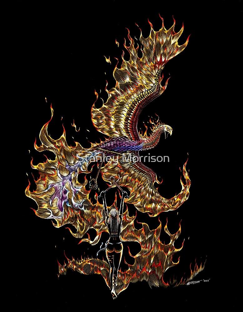 Phoenix by Stanley Morrison