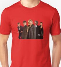 Doctor Who The 13th Doctor (including other modern Doctors) T-Shirt