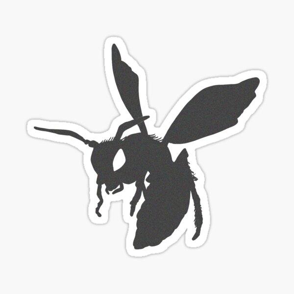 Staticy wasp Sticker