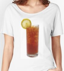 A Glass of Iced Tea Women's Relaxed Fit T-Shirt