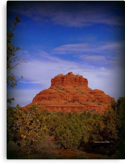 Bell Rock in Sedona by Charmiene Maxwell-Batten