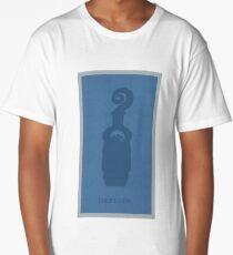 Undertow - Minimalist Long T-Shirt
