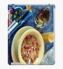 Morning Breakfast iPad Case/Skin
