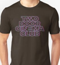 Two Door Cinema Club Neon T-Shirt