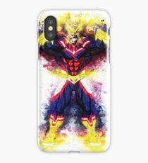 All Might - Hero Academia iPhone Case/Skin