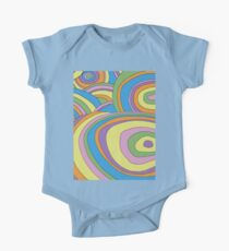 Dr. Seuss Oh the Places You'll Go One Piece - Short Sleeve