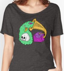 Record Player Women's Relaxed Fit T-Shirt