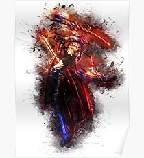 Dante - Devil May Cry Poster