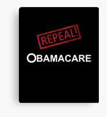 Repeal Obamacare Canvas Print
