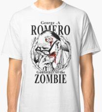 George Romero Classic T-Shirt