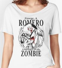 George Romero Women's Relaxed Fit T-Shirt
