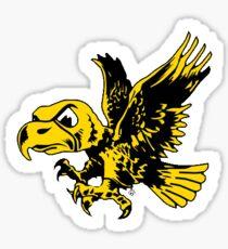 Iowa Hawkeyes Sticker